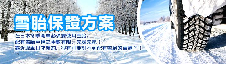 Snow Tire Promised Plan