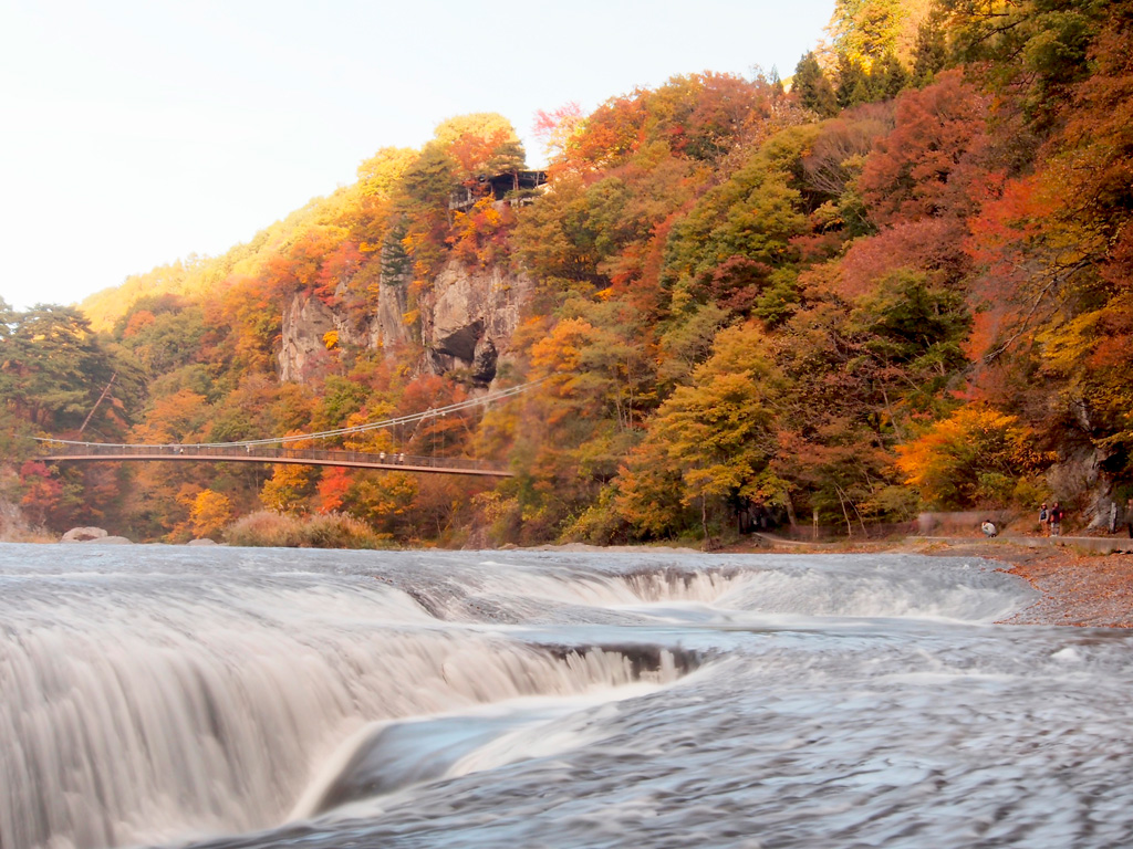 Japan's Top 100 Autumn Leaves Spots - ToCoo! Car Rental